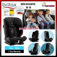 Britax Advansafix IV R - Air Black