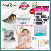 Coby UV Mini Waterless Sterilizer