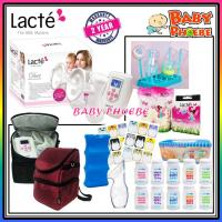 Lacte Duet Double Electric Breastpump Package